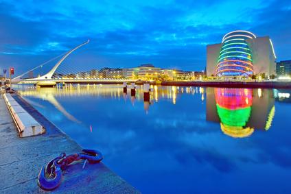 Dublin läuft London bei den Städtereisen bald den Rang ab