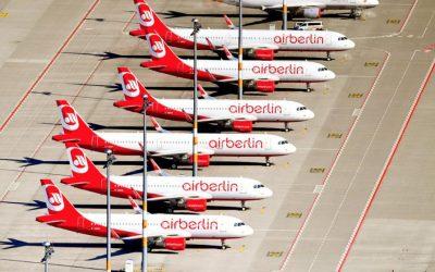 Ältere Tickets für Air Berlin Flüge verfallen