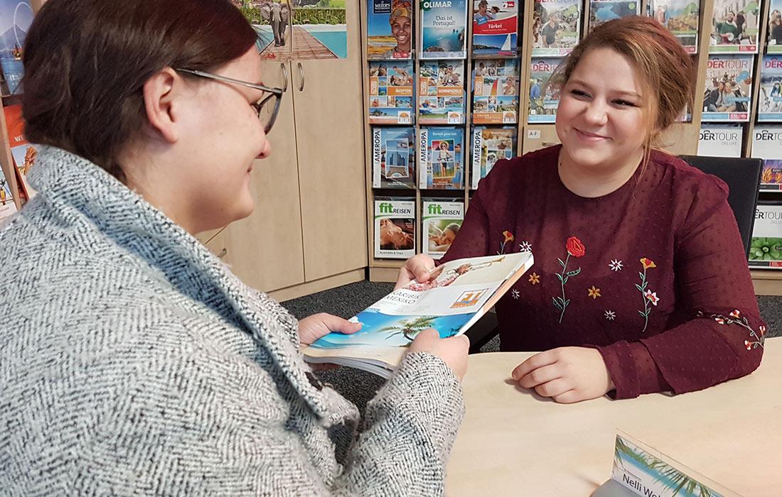 Ausbildungsplätze 2018 Deggendorf: Lernen bei travianet im Reisebüro