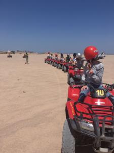Ausbildung in Deggendorf bei travianet in der Praxis: Inforeise nach Ägypten