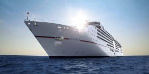 Die MS Europa ist laut Kreuzfahrtschiff-Ranking das beste Schiff der Welt
