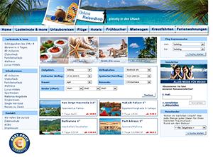 Dein Reiseshop für Deine Reiseadresse