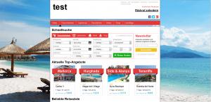 Shopbaukasten für Ihr eigenes Online-Reisebüro