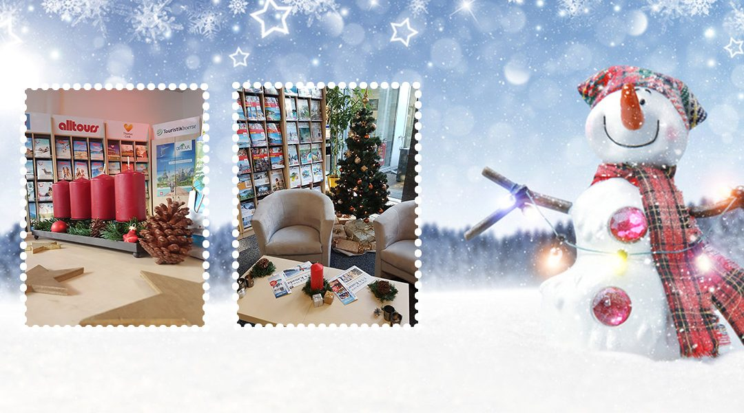 Weihnachten bei travianet