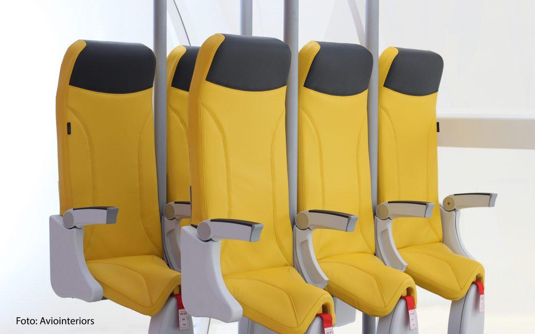 Bald Stehplätze in Flugzeugen?