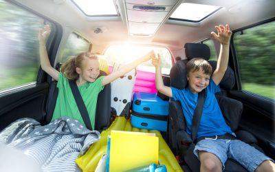 Wann sind wir denn endlich da? Stressfrei reisen mit Kindern