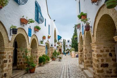 Tunesien Urlaub: es wurde viel renoviert und saniert