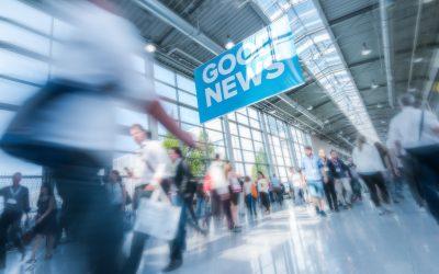 Die meisten deutschen Flughäfen stehen 2018 gut da