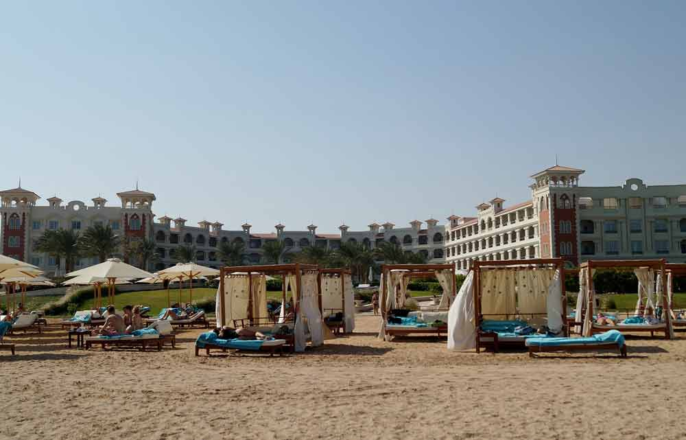 Günstiger Luxus Last Minute: Hurhada
