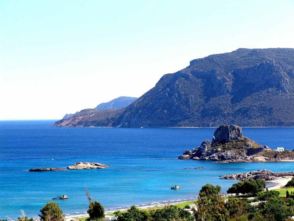 Ideal für einen Last Minute Urlaub: die griechische Insel Kos