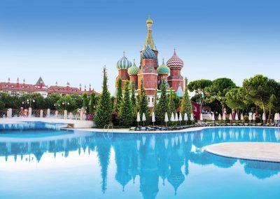 Eines der meist gebuchten Hotels in der Türkei: das Kremlin Palace