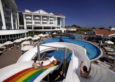 Das Roma Beach Hotel ist das meistgebuchte Hotel in der Türkei bei travianet