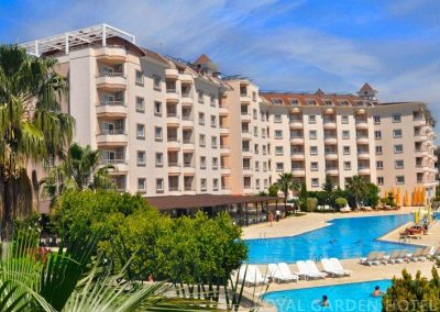 Unter den TOP 5 Hotels in der Türkei: das Royal Garden