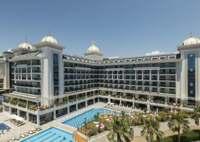 Eines der besten Hotels in der Türkei: das Side la Grande