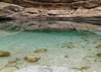 Grotte im Oman