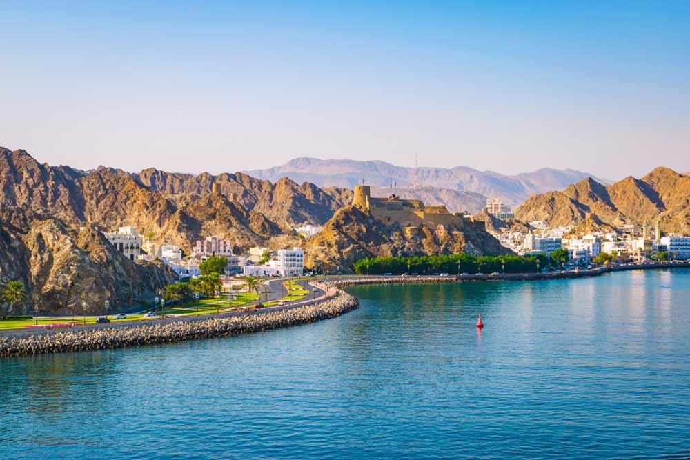 Top-Reisetrend 2021: Urlaub im Oman