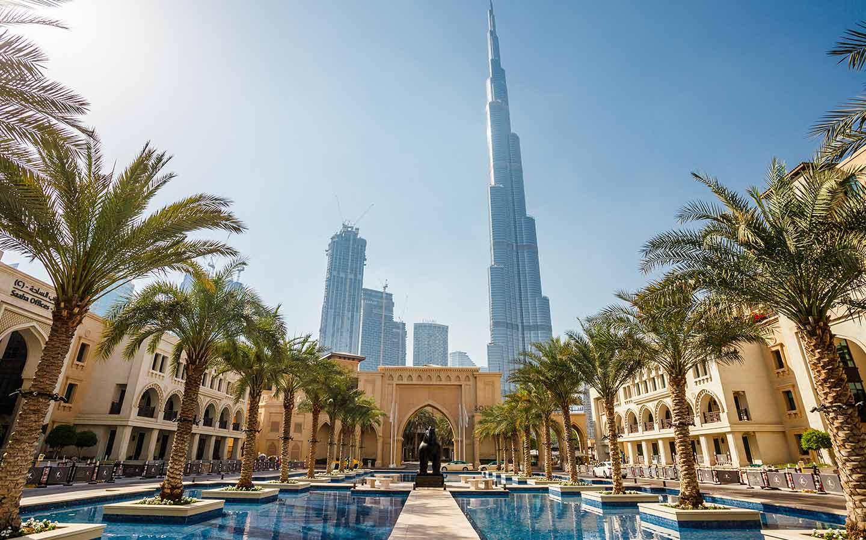 Wird auch 2021 immer beliebter: Dubai in den VAE