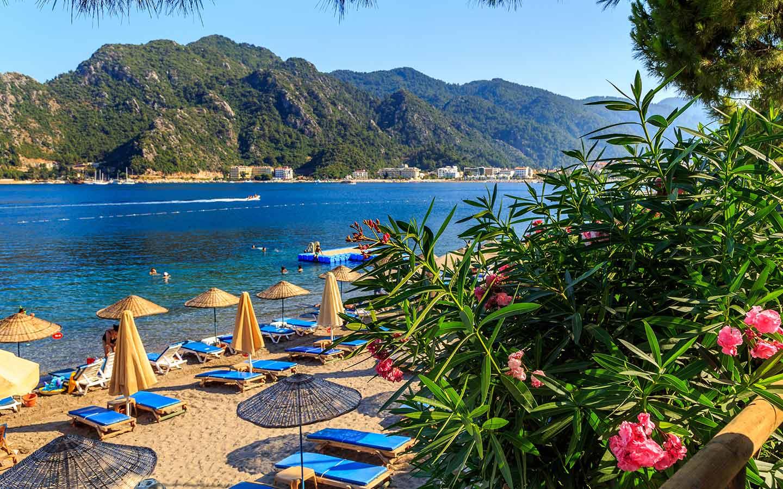 Urlaub in der Türkei: Auch 2021 wieder sehr beliebt.