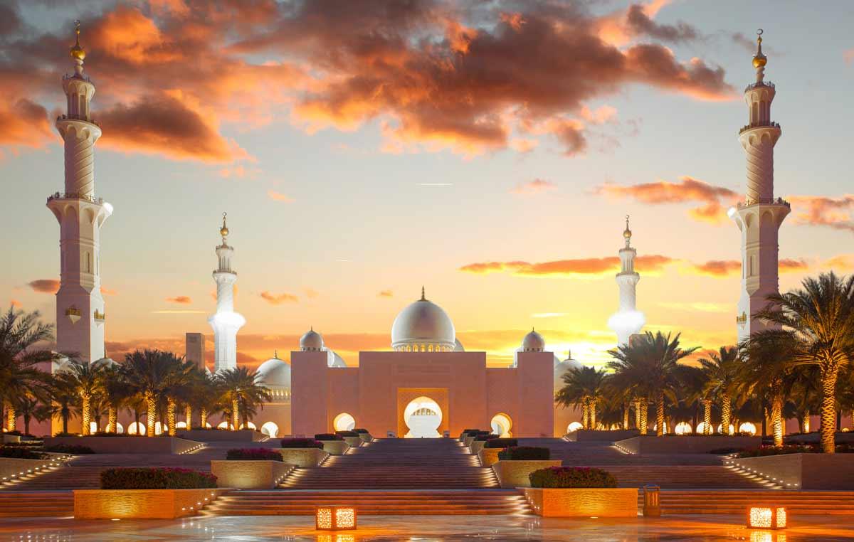 Eines der TOP Reiseziele im Herbst: Abu Dhabi/VAE